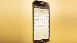 """""""سامسونج"""" تنفي تقليدها ل """"أبل"""" في إصدارها للنسخة الذهبية من جالاكسي 4 إس"""
