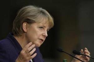 مستشارة ألمانيا تنتقد موقفي روسيا والصين في الصراع السوري