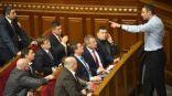البرلمان الأوكراني يدعو بريطانيا والولايات المتحدة لضمان سيادة أراضيه