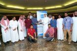 ادارة مطار الملك فهد الدولي تستقبل أعضاء جمعية المهندسين الصناعيين