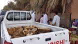 أمانة الاحساء تُصادر أكثر من 130 صندوق رطب خشبي وتوزيع ربع مليون ( عبوة كرتونية ) للمزارعين