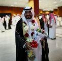عائلة القضيب تحتفل بتخرج ابنها عبدالقادر من #جامعة_الامام_محمد_بن_سعود_الاسلامية