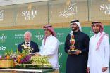 """stc تتوج الفائزين في """"كأس السعودية""""… أغلى سباقات الخيول في العالم"""