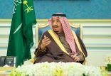 الملك سلمان: السعودية والكويت وعلى مر التاريخ تربطهما أواصر راسخة من العلاقات الثنائية المتميزة ومصيراً مشتركاً واحداً