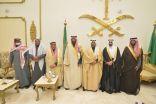 """""""المبارك""""يحتفل بزفاف كريمته في الرياض"""