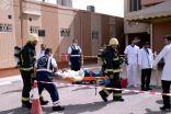 تنفيذ خطة طوارئ وهمية بمستشفى الجفر بالأحساء