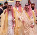 خادم الحرمين الشريفين يصل إلى المنطقة الشرقية قادماً من تونس