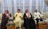 أمين منطقة #الرياض يحضر حفل السفارة المغربية بمناسبة اليوم الوطني