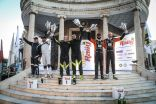 نجم عمان للراليات عبدالله الرواحي يسجلا انجازا شرق اوسطيا ويتوج بالمركز الثالث لرالي قبرص الدولي