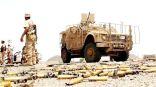 #اليمن.. الجيش ينفذ هجوماً على مواقع تابعة للحوثيين في معسكر اللبنات شرق الجوف