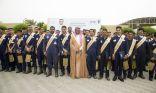 #الدمام : التقني السعودي لخدمات البترول يحتفل بتخريج 382 طالباً بالدفعة الثامنة