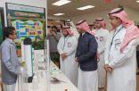 """مدير تعليم الشرقية يفتتح برنامج """" تطبيقات وأبحاث جلوب البيئي"""