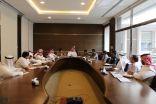 تنسيق مشترك يجمع بلدية الخبر والدفاع المدني والمرور والمياه لمناقشة خطة الأمطار