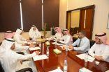 وكالة الخدمات بأمانة الشرقية تعقد اجتماعاً تحضيرياَ لأقامة ورش عمل لدعم الأسر المنتجة