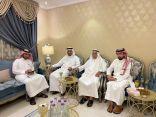 الاستاذ عبدالعزيز الزهراني يتلقى التهاني والتبريكات بمناسبة عقد القران