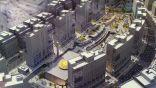 الانتهاء من 60 % من البنية التحتية لمشروع ذاخر مكة