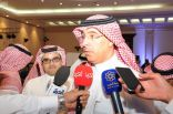 وزير الإعلام يتفقد المراكز الإعلامية المجهزة لانعقاد الدورة ( 39 ) للمجلس الأعلى لمجلس التعاون لدول الخليج العربية
