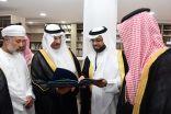 وكيل إمارة الشرقية : يفتتح المبنى الجديدوالموسم الثقافيلأدبي الشرقية