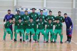 أخضر الصالات يلاقي إيطاليا في نهائي بطولة كرواتيا الدولية