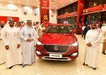 """مجموعة تأجيرتعيد تعريف فئةالسيارات الرياضية متعددة الإستخدامات مع إطلاق طراز """"MG HS"""" الجديد كليّاً في السوق السعودي"""