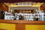 """#تعليم_الشرقية يكرم 120 سفيراً ممثلين لبرنامج """"ريالــــي"""""""