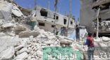 تطورات ميدانية من حلب إلى درعا والطائرات تقصف بالبراميل المتفجرة