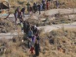 20 ألف شخص فروا من شرق حلب خلال 48 ساعة الماضية
