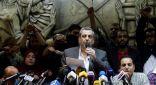القاهرة : إحالة نقيب الصحافيين إلى محاكمة عاجلة