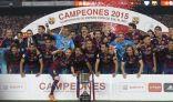 برشلونة يعانق كأس إسبانيا للمرة الـ 27 في تاريخه