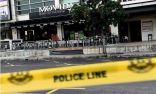 إصابة ثمانية أشخاص في هجوم بقنبلة على حانة في #ماليزيا