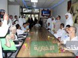 ملتقى المحبة ينطنم ملتقى أحباب محمد لرعاية الأيتام وذوي الإحتياجات الخاصة في جدة