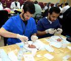 اختتام دورة المهارات الجراحية الأساسية (BOSS) ببرنامج مستشفى قوى الأمن بالدمام