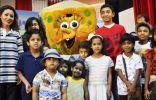 """#البحرين : مساء اليوم ختام عروض مسرحية الأطفال الاستعراضية """"جازورا وسبونج بوب المشاكس"""""""