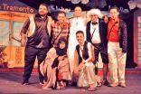 """#صحيفة_المختصر_الإخبارية  """"راعي إعلامي""""  جمهور مسرحية """"ابولمبه"""" يكسر حاجز الـ ٢٠٠٠ مشاهد"""