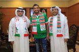 #الدمام  : الاتفاق يتعاقد مع عبدالإله بخاري كهاوٍ