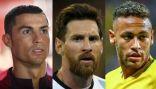 """جائزة افضل لاعب في العالم باستفتاء الإتحاد الدولي لكرة القدم """"فيفا"""""""
