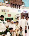 جمعية البر الخيرية بسنابس تكرم إدارة المجمع
