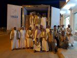 #الاحساء : ١٠٠ متطوع ينجحون في جمع ٩٧٨٦ مصحف في حملة العناية بالمصاحفبالعيون