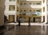 #الباحة : تنفيذ خطة إخلاء فرضية  بالإدارة العامة للتدريب التقني والمهني