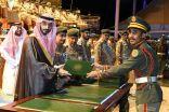 بحضور نائب أمير منطقة مكة المكرمة الجفالي للمركبات التجارية ترعى حفل تخرج الدفعة 15 من كلية الملك عبدالله للدفاع الجوي