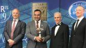 #الدمام : ميناء الملك عبد العزيز يحصل على جائزة التميز الدولية لإدارة الجودة