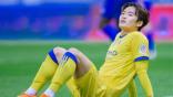 «النصر» يخطط لإعارة الكوري جين سو لإفساح الطريق للصفقات الجديدة