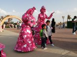""""""" #موسم_الشرقية""""يجمع الأسر في#طلعة_ربيعية بأجواء عائلية فريدة"""