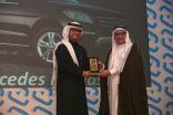 سيارة مرسيدس – بنز الفئة M تحصد جائزة بي ار اربيا لأفضل سيارة دفع رباعي فارهة