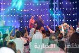 العبداللات ينثر الفرح بين أهل الثقافة والفن والإعلام في أبوظبي