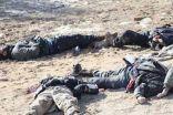 """القوات العراقية تكبد """"داعش """" خسائر فادحة"""