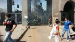عاجل قوات الأمن المصرية تستعد الان لدخول جامعة الأزهر