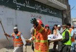 مقتل خمسة من الشرطة بقنبلة في شمال غرب باكستان