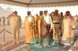 سمو الأميرمتعب بن عبدالله يتفقد لواء الامن الخاص الثالث بالدمام ويشرف حفل منسوبي الحرس الوطني بالدمام