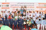 #الخبر : ٧٥٠٠ مشارك في سباق الجري الخيري الـ ٢٢ بالشرقية